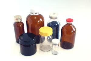 ソーダ石灰硝子容器