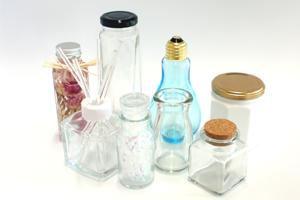 ソーダ石灰硝子容器2